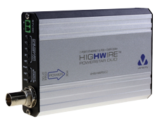 HIGHWIRE Powerstar Duo 2 Port Ethernet & POE over Coax