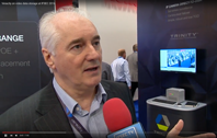 Alastair McLeod being Interviewed at IFSEC 2016