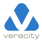 IP Video Surveillance, POE, Network Experts - Veracity logo