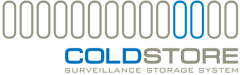 COLDSTORE video storage system logo
