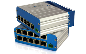CAMSWITCH Mobile  |  Low voltage POE Plus switches for 12/24V applications